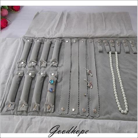 how to make a jewelry roll bag buy wholesale jewelry roll bag from china jewelry