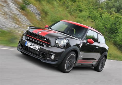 Mini Cooper Jcw 2015 by 2015 Mini Cooper Works Countryman And Paceman Revealed