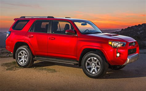 Toyota 4tunner 2014 Toyota 4runner Look Photo Gallery Motor Trend