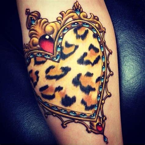coraz 243 n de leopardo tatuajes para