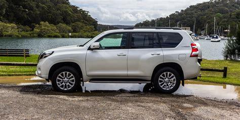 Toyota Prado 2015 2016 Toyota Landcruiser Prado Vx Term Report One