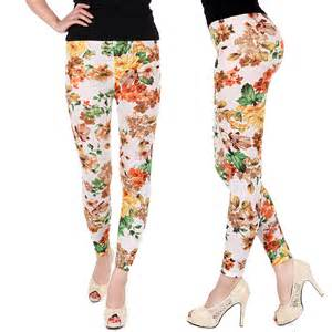 The Limited Abstract Floral Print Wide Leg s 2013 summer fashion trend