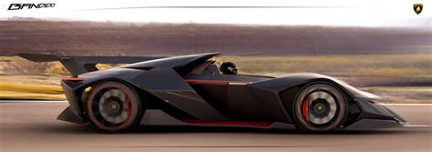 4 Seater Lamborghini Lamborghini Might Build This Electric Single Seater