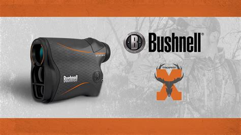 Bushnell 4x20mm Trophy Xtreme Laser Rangefinder 202645 bushnell trophy 4x20mm laser rangefinder 14 w free s h