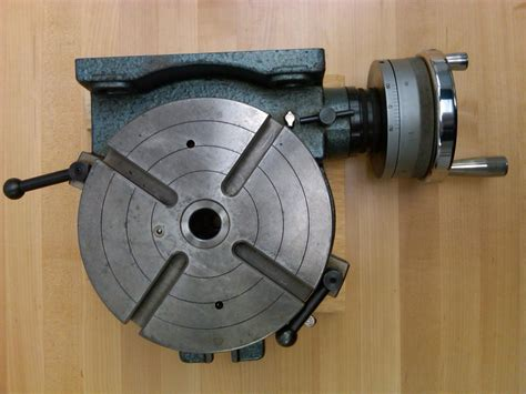 rotary table yuasa 8 quot rotary table for sale