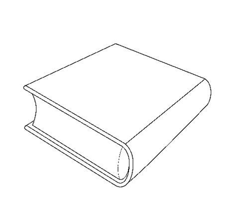 Book Coloring Page Coloringcrew Com Book Colored