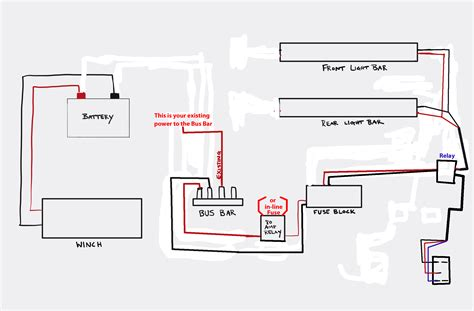 wiring diagram for atv winch diagram free printable wiring