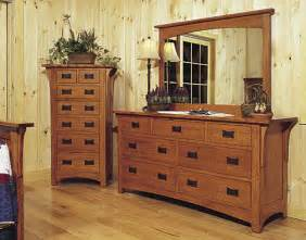 Mission style bedroom furniture by schrocks of walnut creek