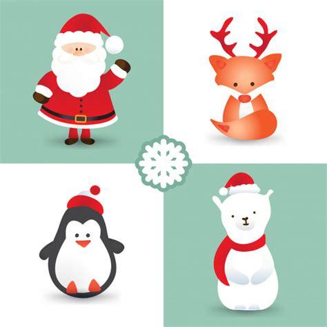 imagenes de santa claus animado personajes de dibujos animados de navidad como santa claus