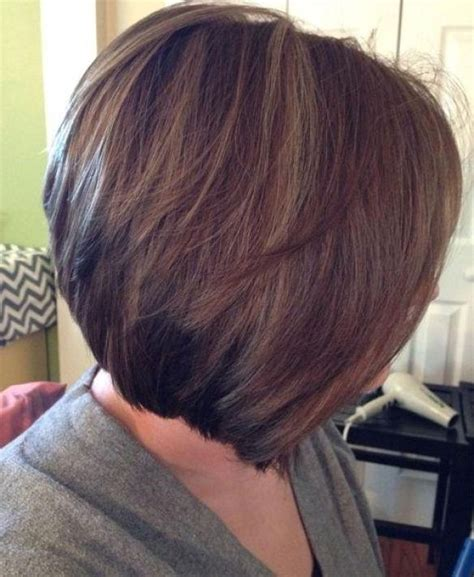 images of inverted stacked bobs for for thin fine hair 15 collection of medium length inverted bob hairstyles for