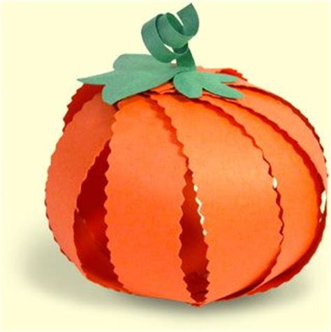 Construction Paper Pumpkin Crafts - around the web pumpkin crafts inner child