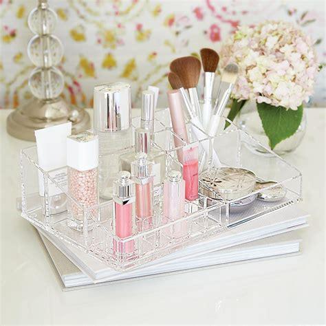 Acrylik Make Up V acrylic makeup organizer large acrylic makeup organizer