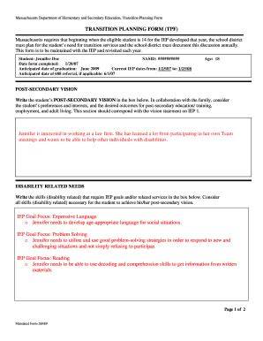 blank iep template copy of sar report pictures to pin on pinsdaddy