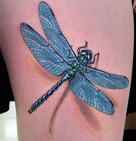 3d dragonfly tattoo dragonfly meaning ink vivo