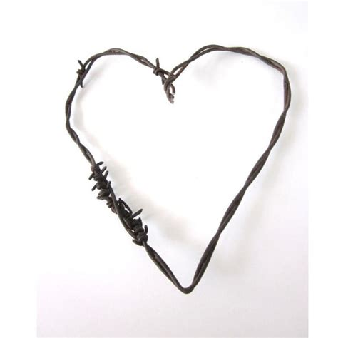 barbed wire rustic wedding decor favors the