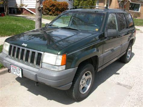 1997 Jeep Laredo Buy Used 1997 Jeep Grand Laredo Sport Utility 4