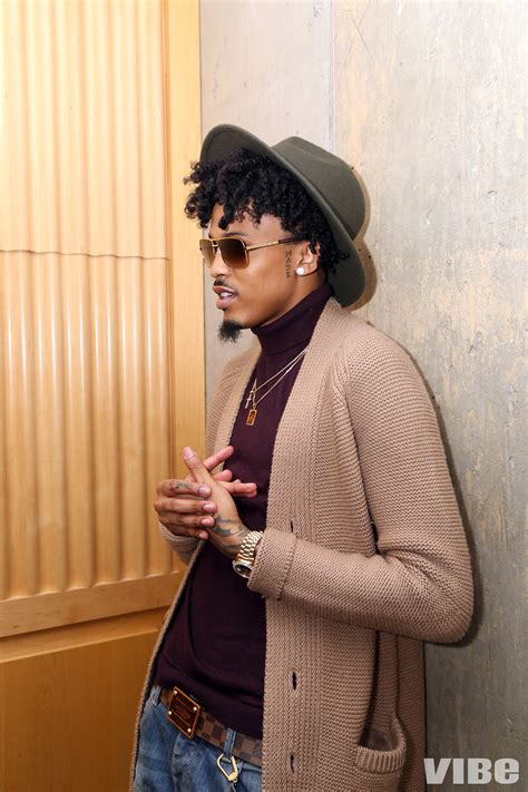august alsaina hairstyle august alsina talks his style hair evolution