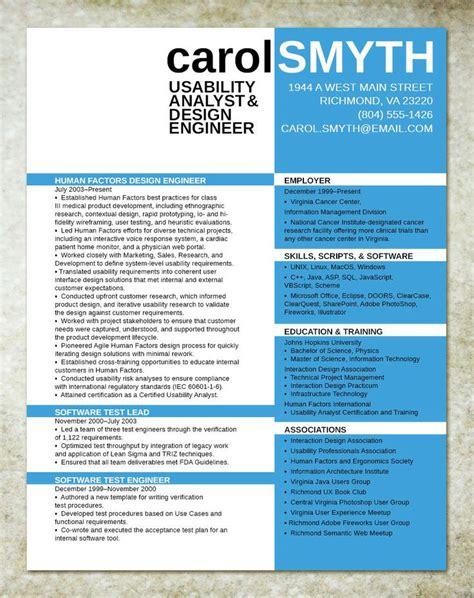killer design cv 19 best graphic design resume images on pinterest