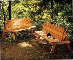 bench becomes picnic table bench that converts into a picnic table diy plans for