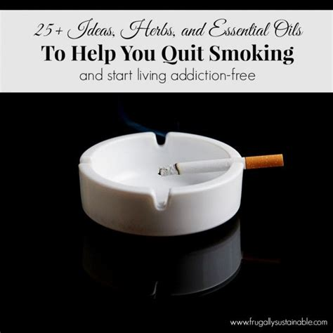 How To Detox From Quit Smokeing by Remedies To Help You Quit And Start Living