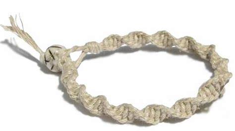 Making Spiral Knot a Hemp Bracelet ? Factory Direct Craft Blog