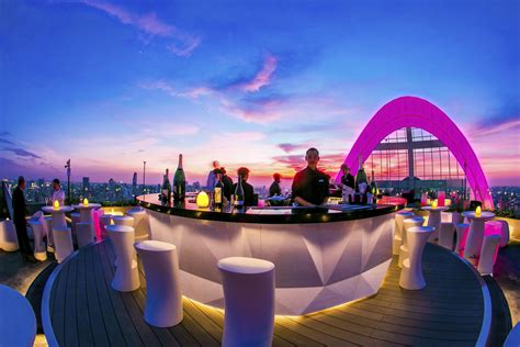 roof top bar bangkok the best new rooftop bars in bangkok 2017