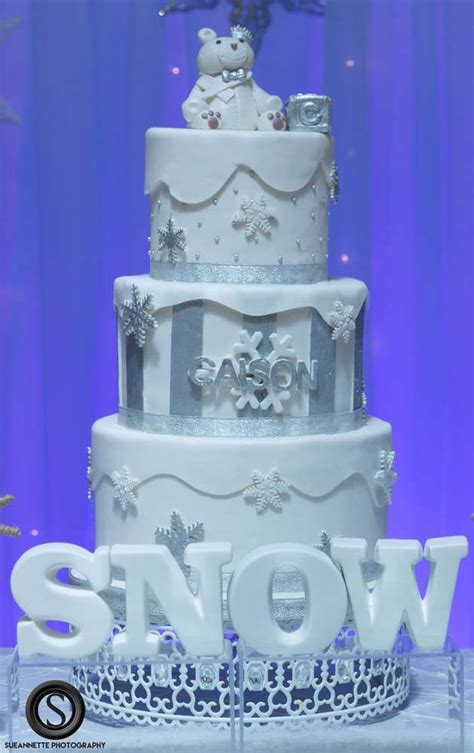 Winter Baby Shower Cake by 2813 Best Images About Baby Shower Planning Ideas On