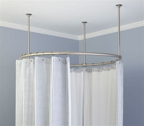 Curved Shower Curtains What Is The Best Curved Shower Curtain Rod Curtain Menzilperde Net