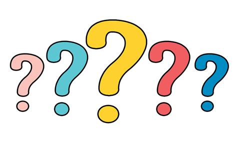 question clip figurine clipart question pencil and in color