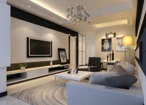 interesting minimalist living room tv wall ideas modern