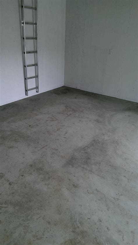 Garage Floor Coating Lethbridge Study New Garage Floor Coating For A Local Home