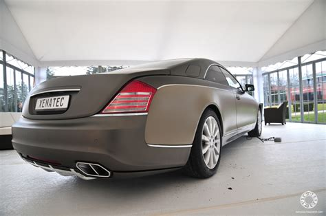 who makes the maybach boostaddict xenatec maybach coupe makes debut in geneva