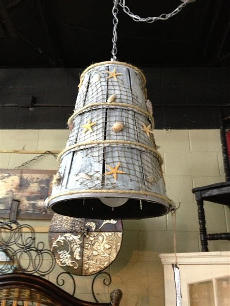 Pin By Tiffany Hall On Seaside Inspired Nautical Do It Yourself Chandelier