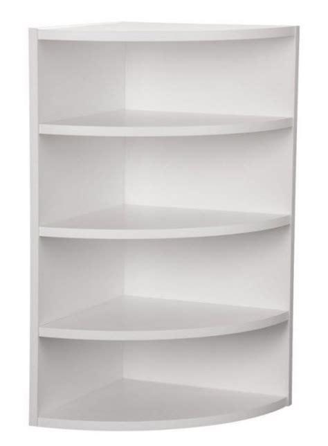 Small White Corner Shelf by Small Corner Shelf Unit White Corner Shelving Unit With