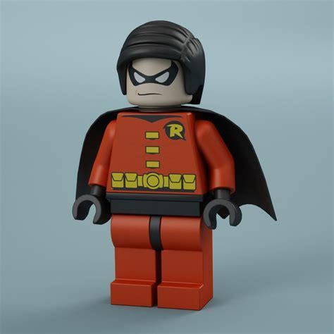 Lego Robin 3 lego robin