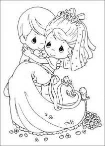 precious moments coloring pages newlyweds precious moments coloring child coloring
