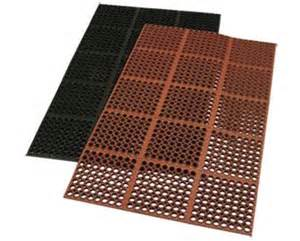 Rubber Floor Mats For The Kitchen Quot Dura Chef 7 8 Inch Quot Anti Fatigue Kitchen Mats