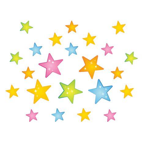 clipart stelle stickers murali cameretta bambini adesivi da parete