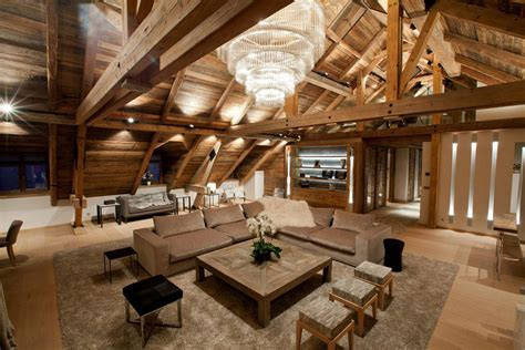 Wohnideen Holzhaus by Iced Winter Apartment By Bo Design