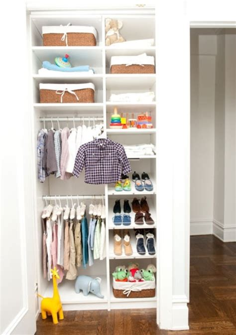 How To Organize Toddler Closet by 25 Ideas To Organize Closets Kidsomania