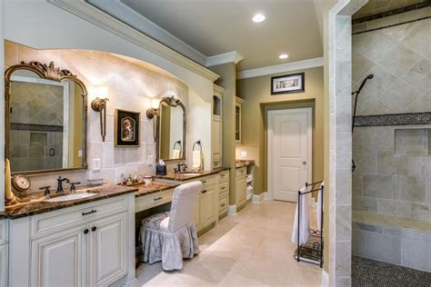 dual bathroom vanities 15 master bathrooms with dual vanities