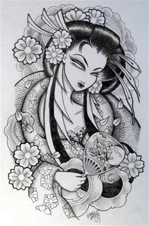 tattoo oriental rosto 30 tatuagens de gueixas femininas significados e desenhos