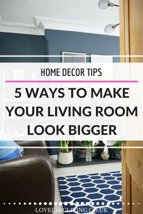 ways    living room  bigger love chic living