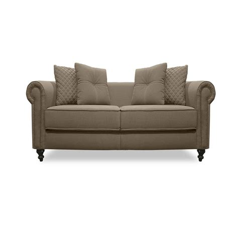 Linen Sofa by Gautier Linen Sofa