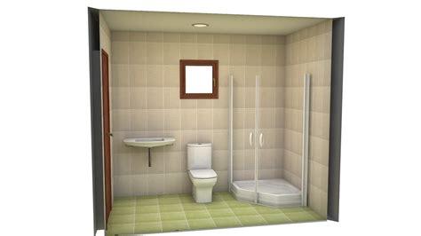 Project Bathrooms   baño 3m2 by decoradora.