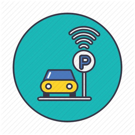design icon cr park automatic car park parking smart vehicle icon icon