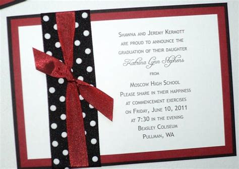 design own graduation invitation top 14 homemade graduation invitations that maybe you are