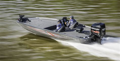 aluminum bass boat 250 hp the 10 best fishing boats at any price boat