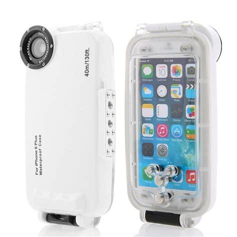 Diving Waterproof 10 Meter Underwater Ipx8 Iphone 6 6s 7 Plus 40m waterproof underwater housing diving phone bag for iphone 6 plus 6s plus in