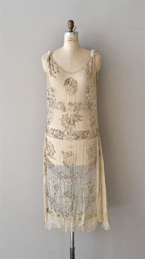 beaded 1920s dress 75 vintage 1920s dress beaded 20s tabard dress